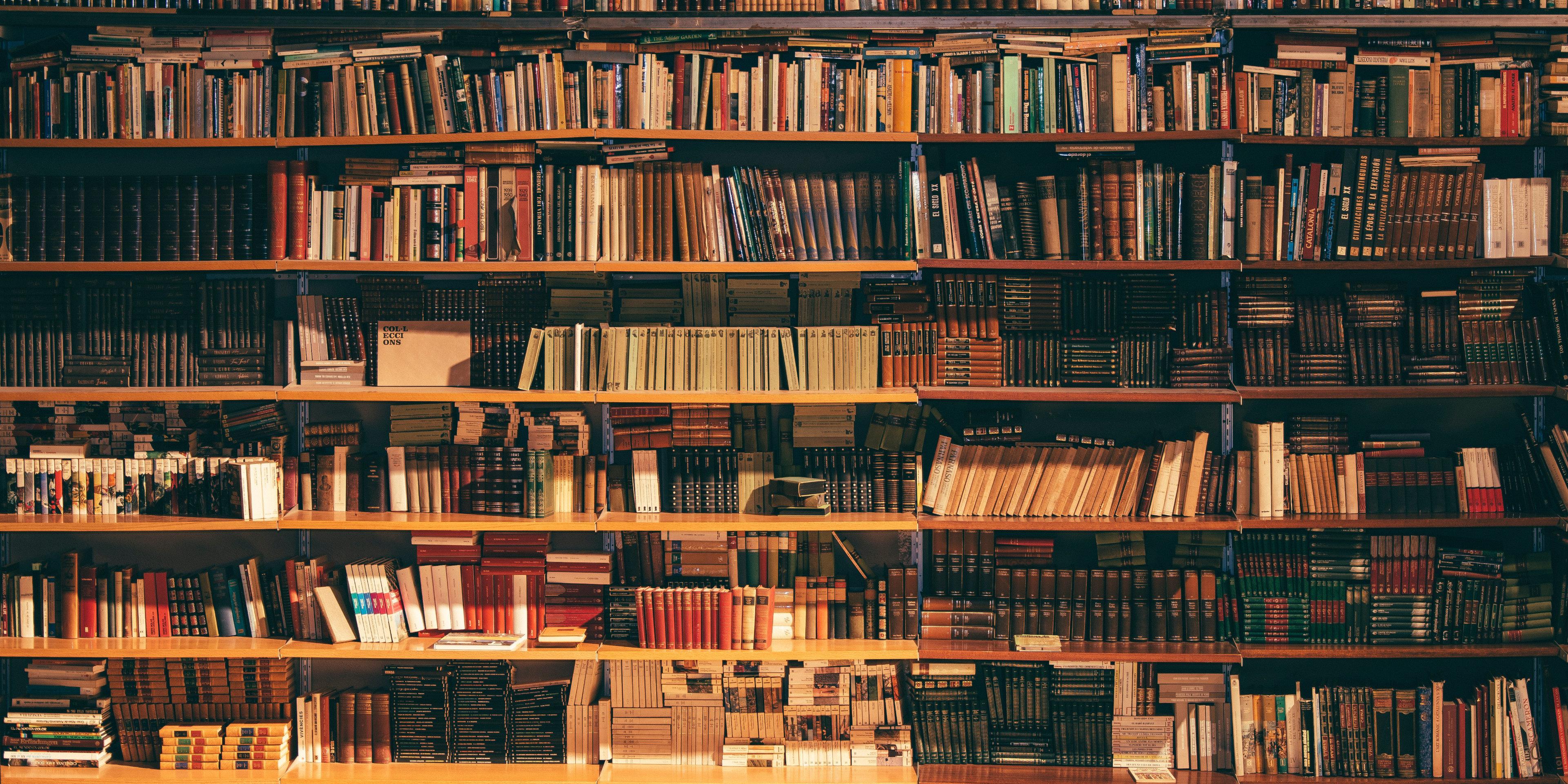 Leihbücherei in unserem Gemeindezentrum